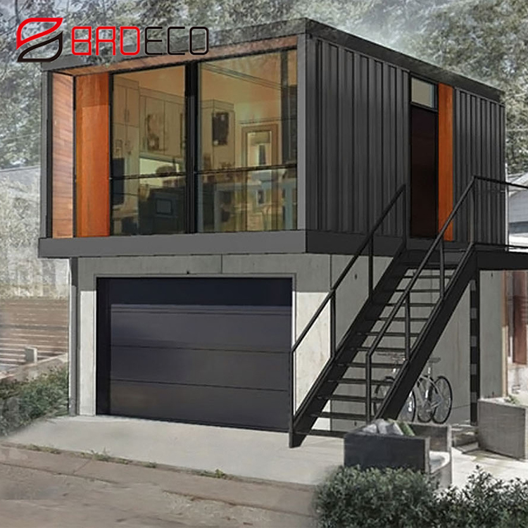 Steel Pu Sandwich Panel Prefab Houses Mobile Container Homes In China