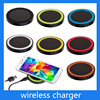 2015 new arrive Mini Qi Wireless Charger for samsung S4 S5 S6 for