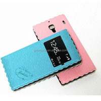 New View Leather Side Flip Wallet Cover Case For Samsung Note 4, For Samsung Galaxy Note 4