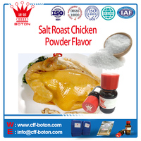 Salt Roast Chicken Powder Flavor