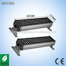 High power 72w LED wall washer DMX512/IP66 LED light outdoor/garden light 3years warranty