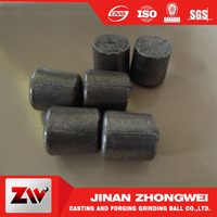 (Dia) 35mm*(Len)40mm high chrome grinding cylpebs for ball mill use