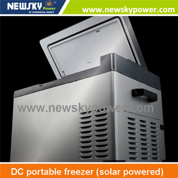 DC 12V 24V small portable electric solar power mini fridge, mini car fridge, mini fridge 30l