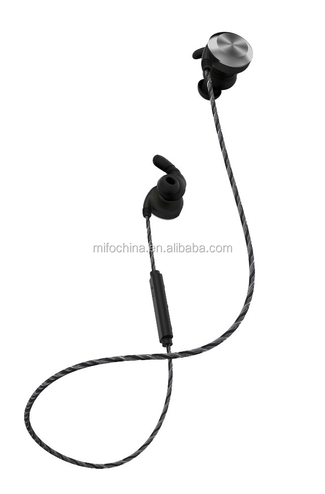 MIFO <strong>U2</strong> mini half in-ear wireless bluetooth headset boses ,stereo sport headphones