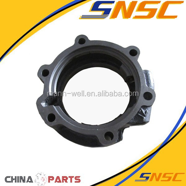 Shacman shanqi shaanxi cover, FAST gearbox ,transmission parts-JS180-1707052 intermediate shaft bearing cover,