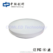 led ceiling light with motion sensor operated ac100-240v led bulkhead lamp
