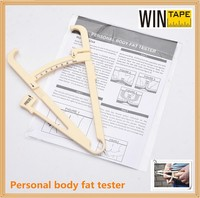 ECO-friendly keep fit skin calipers measuring body fat medical tester