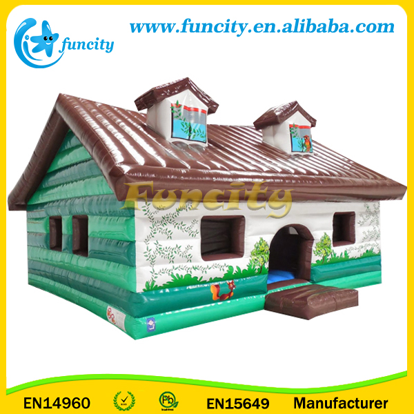 Kids outdoor bouncy house/inflatable bouncy castle/inflatable jumping bounce house for sale