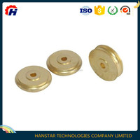 cheap brass cnc machining products by Chinese supplier