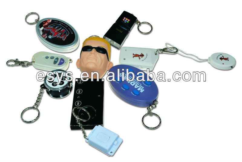 OEM music keychain for a gift good quality