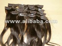 Clip - in Hair extension