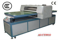 professional design large printing size 11 colors by A0 CY9910 digital photo copier in low price