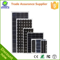 Low price small size Epoxy 5w solar panel