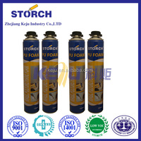 750ml PU Foam electrical connector waterproof spray