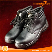 Stock Mens S1P Safety Shoes Boots With Steel Toe Made For UK
