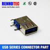 micro usb 2.0 male smt connector for pcb usb flash drive