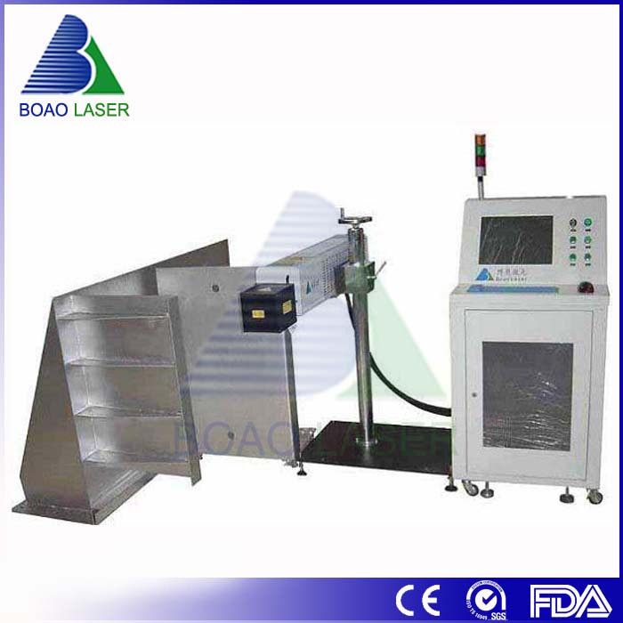 CO2 Laser Machine for Tyre Marking
