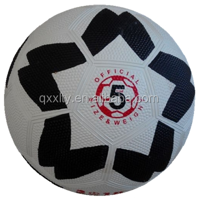 Cheap Rubber Soccer Ball