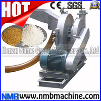 China turn-key project electric industrial herb powder grinder