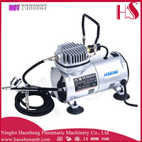 AS18K portable mini airbrush compressor