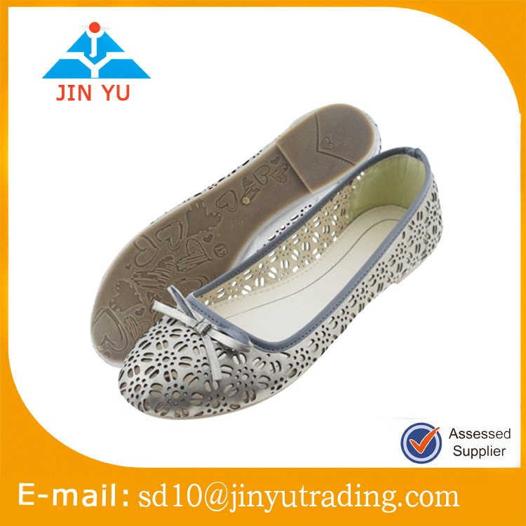 New style china supplier wholesale lady shoe