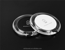 2015 new qi standard wireless charger receiver module pad for all smartphone, wireless android tablet charger
