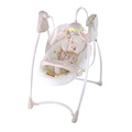 EN 16232 playground outdoor toddler swing with mosquito net( TY802M)