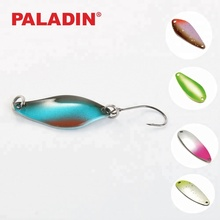 PALADIN Artificially Freshwater Spinning Trout Spoons Copper / Iron Fishing Lures Baits