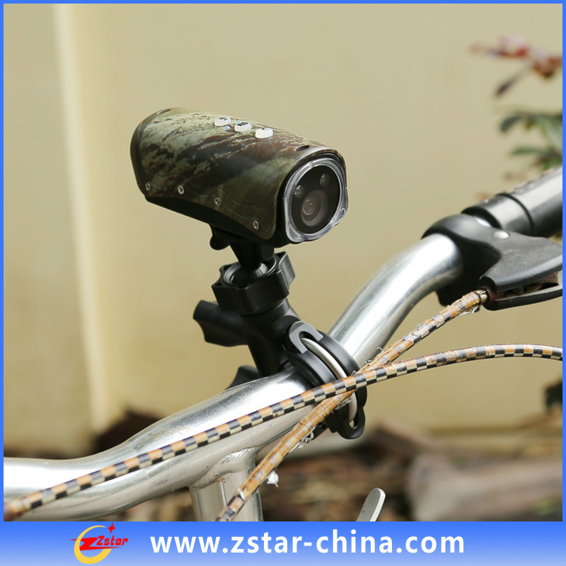 full HD 1080P wide angle 142 degree outdoor bike sport camera