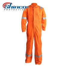 Workwear Product Type and Breathable,Anti-Static,Flame-Retardant Feature flame retardant coverall
