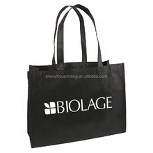 Hot new products high quality custom design handled style non woven shopping bag parachute material bags