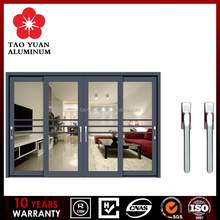 Factory direct wholesale Aluminum Alloy sliding doors and windows, doors and windows