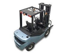 New Design 3T high quality diesel forklift with CE