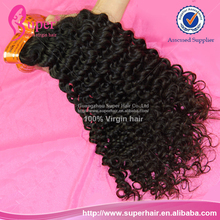 Wholesale double sided tape synthetic human curl hair extensions