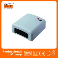 portable 36w uv lamp machine for nail gel KT-818