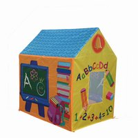 Easy Fold Eudcational Toy Tent Kids Play House