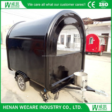 Good quality car food mobile sales van