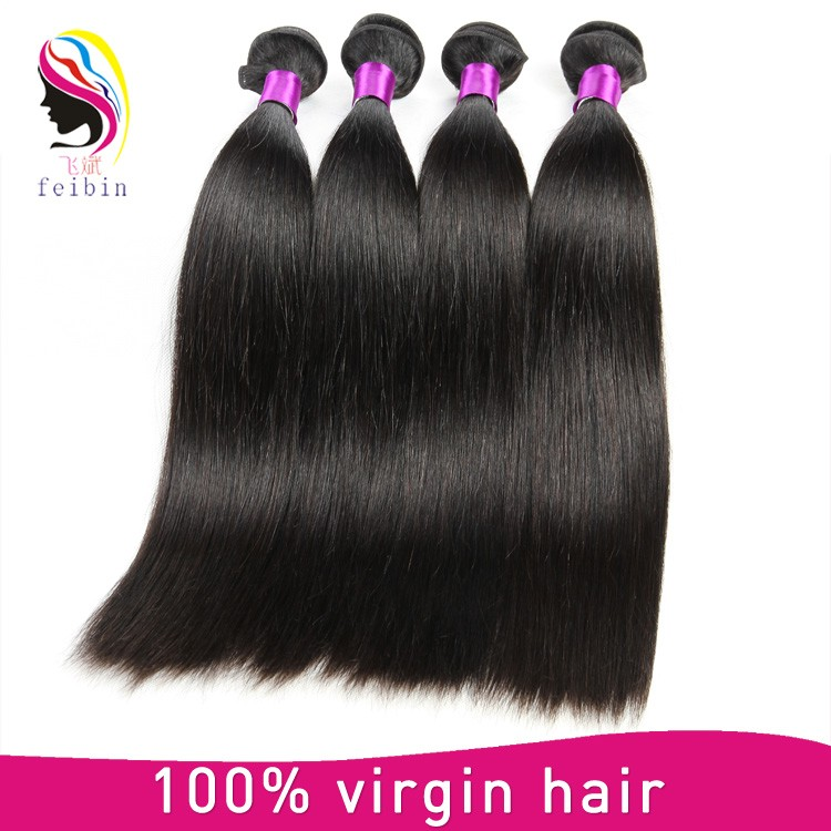 3bundles 20inch 100% human <strong>hair</strong> tangle free virgin remy human <strong>hair</strong>