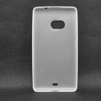 factory price sublimation blank slim tpu case cover for nokia 535