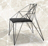 Hotsale metal chair frames/ikea metal dining chair/dining room furniture