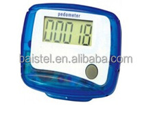 digital pedometer for one set key