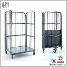 Best Quality Customizable Cage Trolley Cart