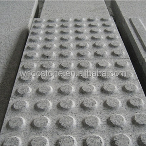 G603 Natural Stone Grey Granite Blind Side Pavement Paving Stone Slabs