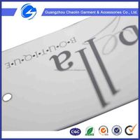 China Garment Label Manufacturers Fasteners Clothing Metal Brands Logos Seal Tags