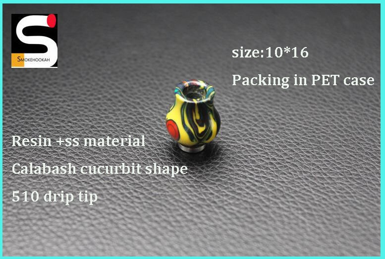 high quality ecig drip tips vape mods 510 drip tips epoxy resin tip drip