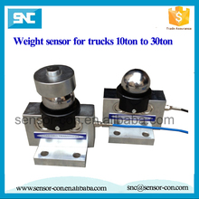 SC9QS Double shear beam type weighbridge load cell 10ton 20ton 30ton