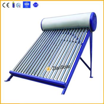 80l plastic portable solar water heater tank buy solar for Plastic water heater
