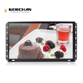 POP display 15 inch lcd cheap advertising screens with open frame