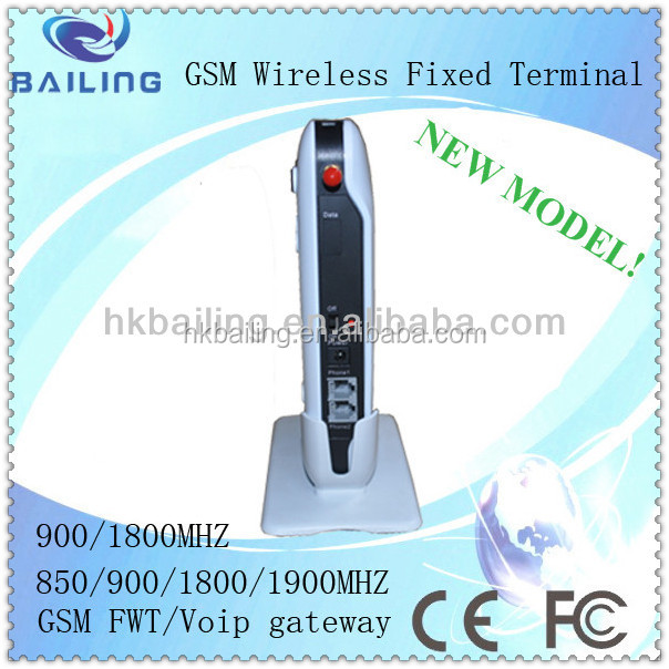 gsm fixed wireless terminal with PSTN and USB interface