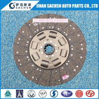 manufacturer of truck parts Clutch plate clutch facing made in china